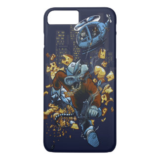 Crazy Rat iPhone 7 Plus Case