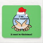 Crazy relatives Christmas