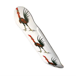 Crazy Rooster Skate Board Decks
