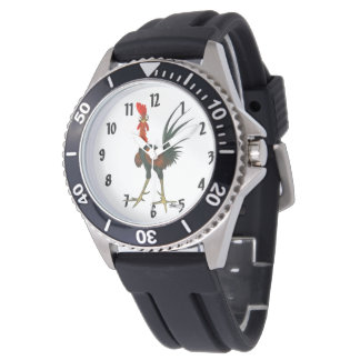 Crazy Rooster Watch