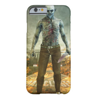 Crazy Scary Monster Apocalyptic Scene Barely There iPhone 6 Case