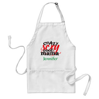 Crazy Sexy Cool Mama Standard Apron