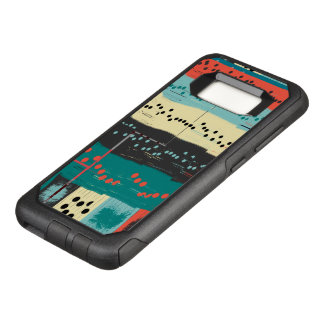 Crazy Sheet Music by Shirley Taylor OtterBox Commuter Samsung Galaxy S8 Case