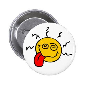 Crazy Smiley Button