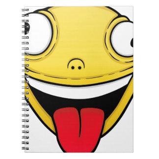 Crazy Spiral Notebook