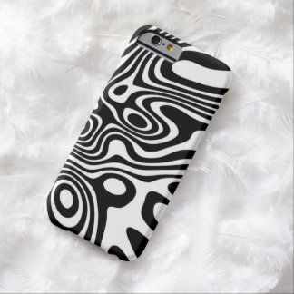 Crazy Stripes iPhone 6 Case Barely There iPhone 6 Case