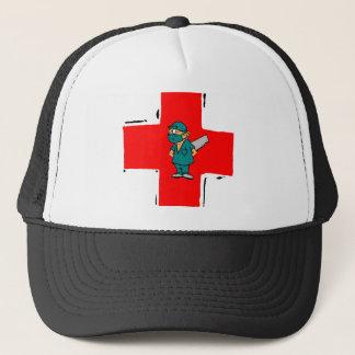 crazy surgeon trucker hat