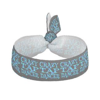 Crazy Tap Dancer Elastic Hair Tie