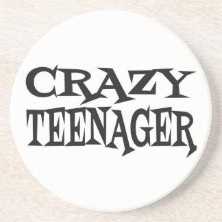 Crazy Teenager Coaster
