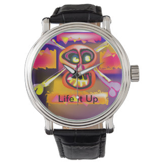 Crazy Time Piece Watch