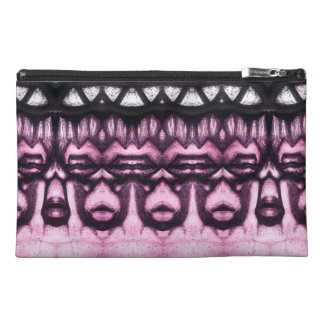 Crazy wink design travel accessories bags
