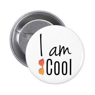 Crazydeal p539 I am cool standard round button