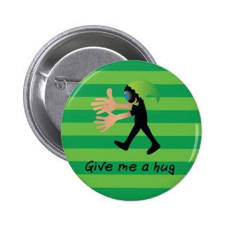 Crazydeal p556 give me a hug standard round button