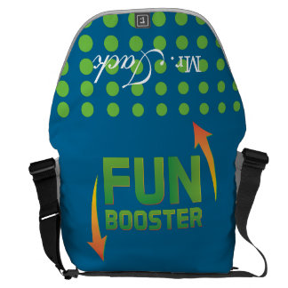 Crazydeal p623 super cool crazy funny, fun booster courier bags