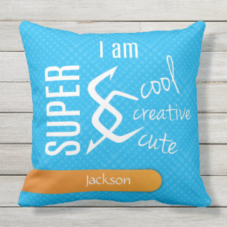 Crazydeal p758 cool crazy creative amazing awesome throw pillow