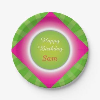 Crazydeal super birthday party design paper plate