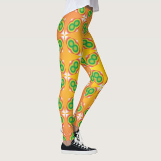Crazydeal Z17 Super creative stylish patterns Leggings