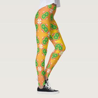 Crazydeal Z17 Super creative stylish patterns Leggings