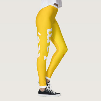 Crazydeal Z3 Yes, i am wrong (Right) Leggings