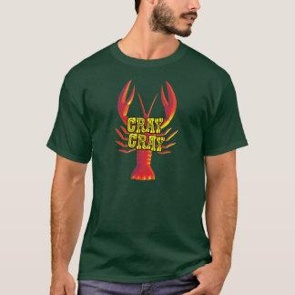 CRAZYFISH crawfish crayfish T-Shirt