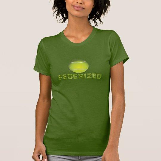 CRAZYFISH federized T-Shirt