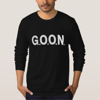 CRAZYFISH goon T-Shirt