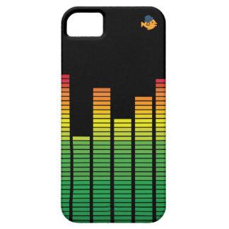 CRAZYFISH LED music iPhone 5 Cases