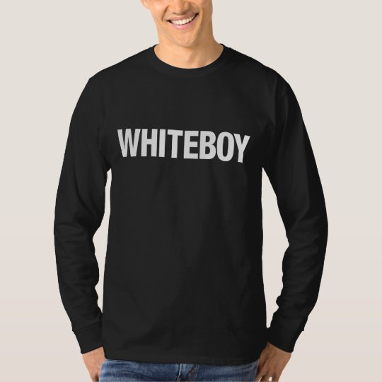 CRAZYFISH whiteboy T-Shirt