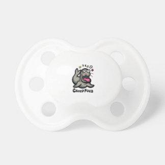 CrazyFoca Baby Pacifier