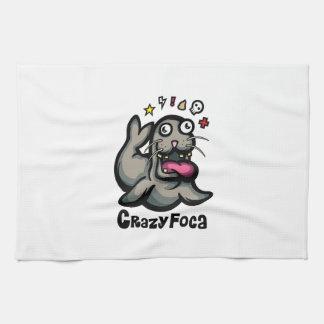 CrazyFoca Kitchen Towel