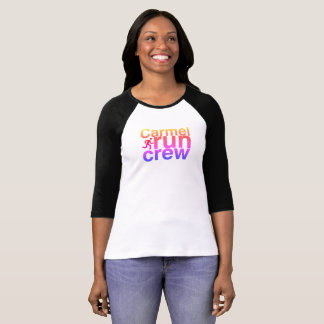 CRC women's baseball T-Shirt