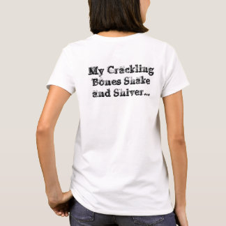 """Creaky Crumble"" T-Shirt"
