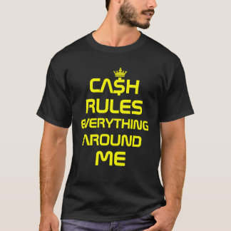 CREAM (cash rules everything around me) T-Shirt