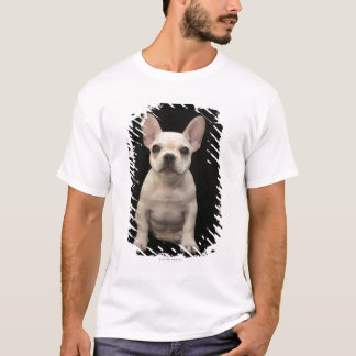 Cream colored French Bulldog puppy T-Shirt