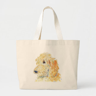 Cream Labradoodle #2 Bag