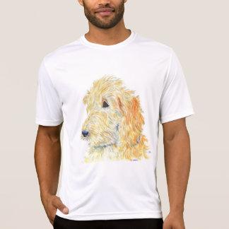 Cream Labradoodle #2 Performance Shirt