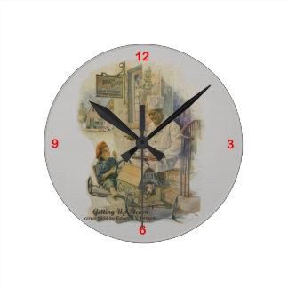 Cream of Wheat Advertising Art Clock #24