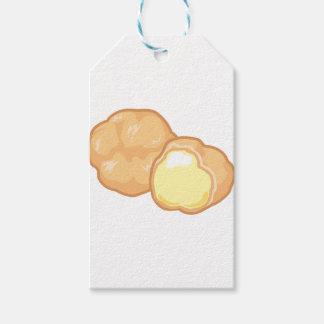 Cream Puff Gift Tags