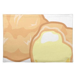 Cream Puff Placemat