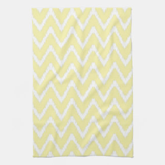 Cream Southern Cottage Chevrons Kitchen Towel