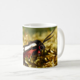 Cream-spot Tiger Moth Bug Mug