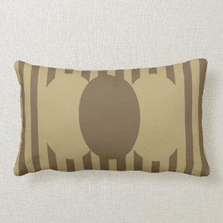 Cream Tea Lumbar Pillow