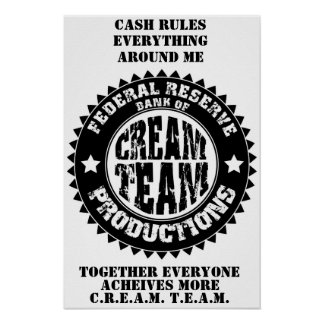 Cream Team Productions Poster
