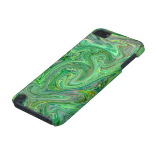 creamy Colors,green iPod Touch (5th Generation) Cover