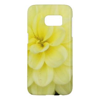 Creamy Dahlia Samsung Galaxy S7 Case