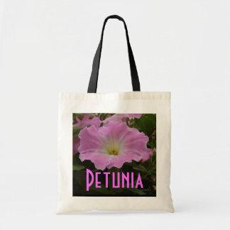 """""""Creamy Pink Petunia"""" Tote Bag"""