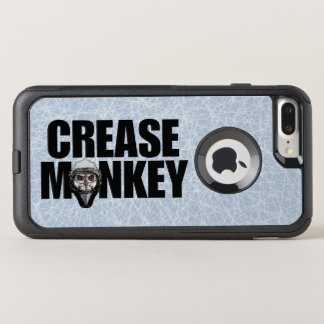 Crease Monkey (hockey) OtterBox Commuter iPhone 8 Plus/7 Plus Case