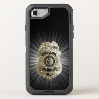 Crease Police (Hockey Goalie) OtterBox Defender iPhone 8/7 Case
