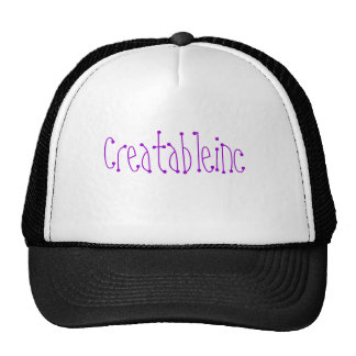 Creatablenc hat