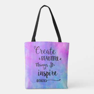 Create Beautiful Things Bag